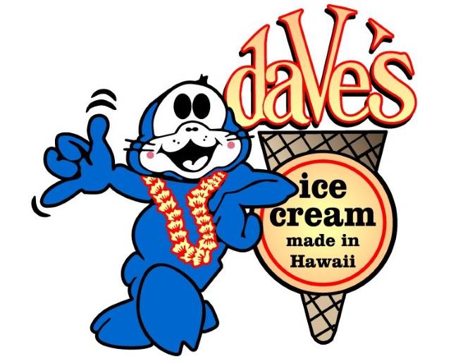 Dave's Ice Cream Hawaii Logo