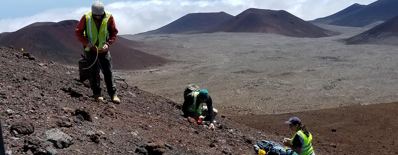 Mauna Kea Conservation