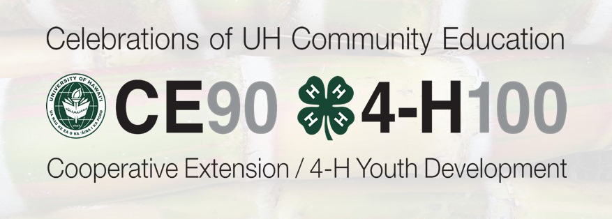 Cooperative Extension and 4-H Youth celebration website.