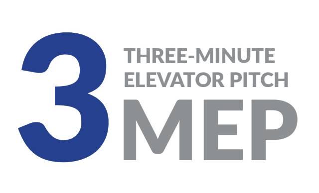 Three-minute Elevator Pitch Logo