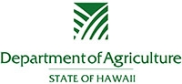 Hawaii State Department of Agriculture logo