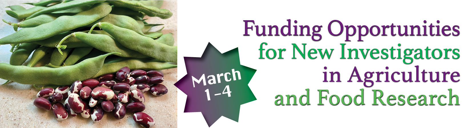 Ag and Food Sci grants, March 1-4